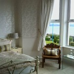Double room with views of the esplanade