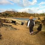 Walk - Criccieth to Borth y Gest